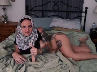 Goddess Vivian Leigh - Satanic FemDom Muslim Virginity Custom pt2