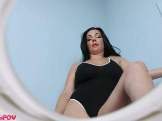 femdom - Humiliation POV – Goddess Alexandra Snow – Human Toilet Party Slave, Will You Survive The Night