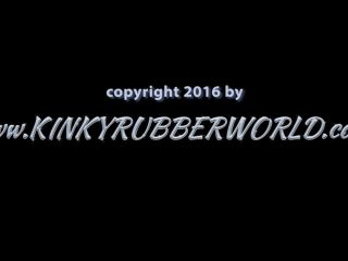 Latex Porn – 7655 – Lal Blackcatsuitlaraandhergasmask