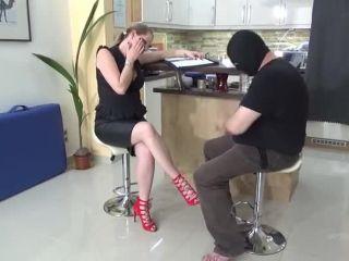 Arrogant Woman – Lady Cruellas games – Teacher in trouble – Cruel punishment