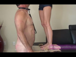 MiamiMeanGirls presents Goddess Suvana & Queen Kasey in Sterilizing the Slave