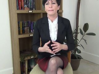 Mrs Mischief in Facefucking The Anger Management Counselor