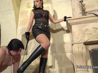 Gloves – Fetish Liza – MY OBEDIENT BOOT DOGGY