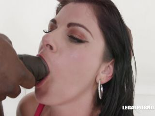 First black cock and first double anal for Janice United IV297 / 09.04.2019