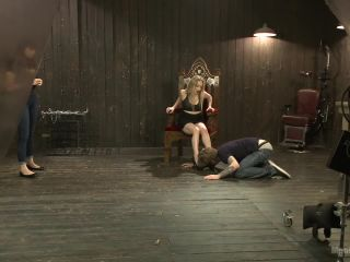 Stud taken from a straight porn shoot and made to suck cock - Kink  July 22, 2014