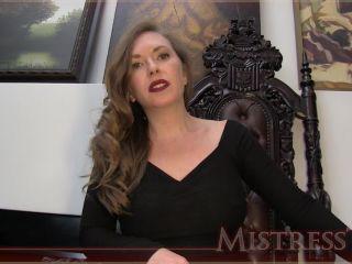 Mistress - t - fetish fuckery - Fat Fucker Jerk Off Cum Eater