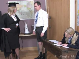 TheEnglishMansion  Detention Daydreams  Complete Film. Starring Lady Nina Bir…