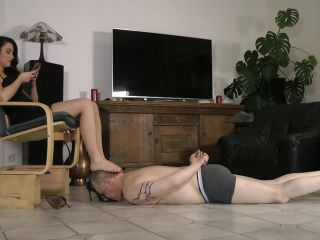 Boot Heel Worship Cbt  – Your Face In My Smelly Shoe | worship | fetish porn mandy dee femdom
