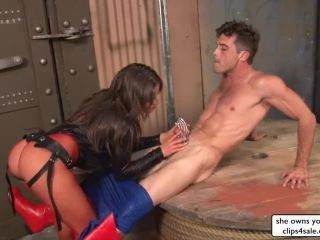 Chichi Medina Seduces and Ass Fucks Superman