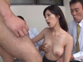 Awesome Yurikawa Sara enjoys a steamy hot hardcore Video Online