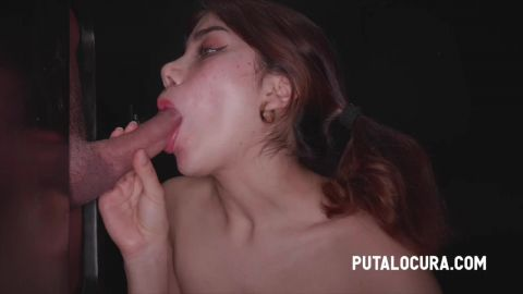 Marina Gold - Oh yes! she swallows all! [HD 720P]
