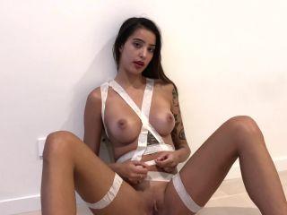 SashaSwan - 300 Spanks For Master With Cumming