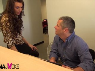 Banana Jacks – Aubrey Kate  – The Employee Punishment Room