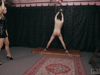 Whipping – CRUEL PUNISHMENTS – SEVERE FEMDOM – Three steps of humiliation – Part 2 – Mistress Anette