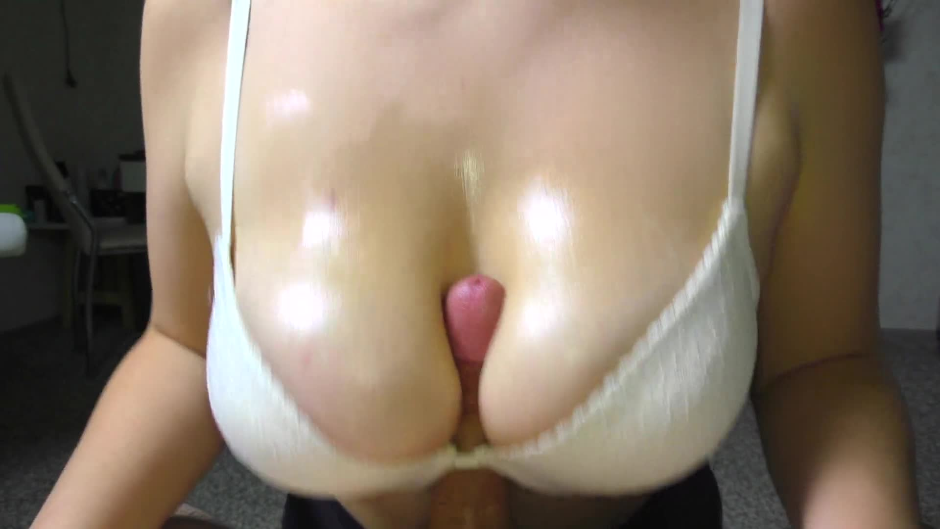 Natural Big Perky Tits Pov