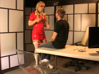 Online fetish - Dungeon fake nurse