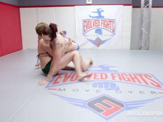 Bella Rossi vs Stephie Staar