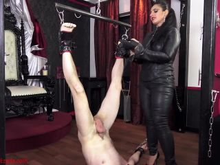 Orgasm Control – Mistress Ezada Sinn – Bound, teased and denied