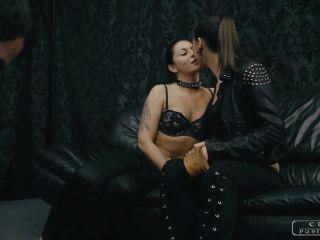 Cruel Punishments - Mistress Darkness - Spanked By Girlfriends | women spanking men | fetish porn