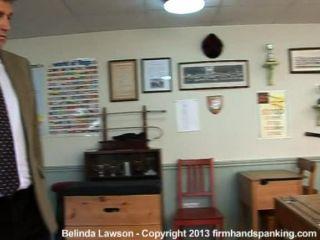 Belinda Lawson - School Detention - CB