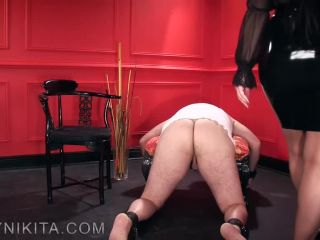Submissive Slave Training – Mistress Nikita FemDom Videos – Obey Nikita – Ask Me For Another One