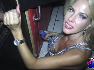 Porn online Jennyjizzxxx – Doing strangers at a glory hole