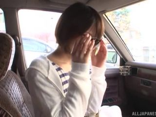 Awesome Naughty Asian schoolgirl Nanami Kawakami gets cum on her face Video Online