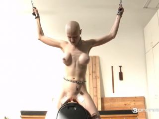 1-Year Orgasm Sybian Ride Commentary
