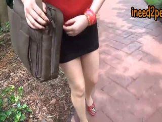 Mystick Peeing In Public [SD 480P] - Screenshot 2