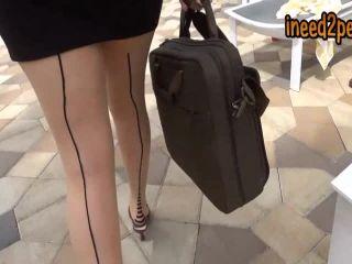 Mystick Peeing In Public [SD 480P] - Screenshot 6