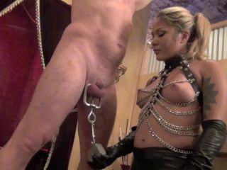 Nipple Play – Asian Cruelty – WEIGHING THE CONSEQUENCES Starring Goddess Mena