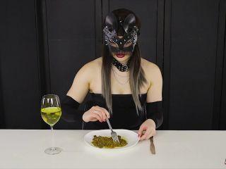 Houseofera - scat pee spitting - dinner for you [FullHD 1080P] - Screenshot 6