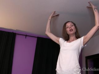 Ms Bijou Steal – Club Stiletto FemDom – You Look Older Than Your Profile Pic – I'm Going to Facesit you with Jeans – Ms Bijou
