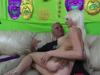 Platinum blonde rikki six pounded by porno dan