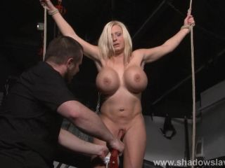 ty slave melanie moons electro tortures and strict german bdsm punishm
