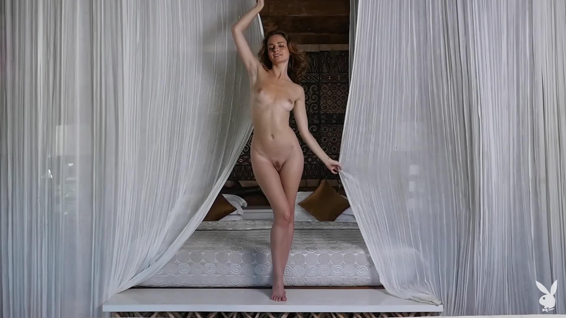 Evelyn Sommer - Bedroom Eyes - Playboy Plus - k2s.tv