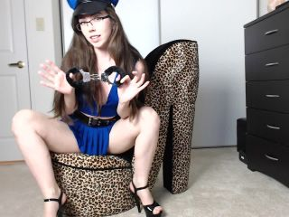 Lilcanadiangirl - Your Officers Feet - jerkoff on bdsm porn