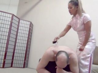 Beatdown – ASIAN MEAN GIRLS – PADDLED, WHACKED AND CLUCKING LIKE A DUCK! Starring Goddess Lana