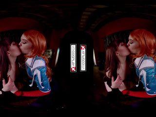 The Witcher Yen And Triss A XXX Parody GearVR