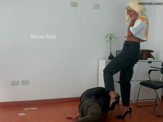 Mistress Enola – Beg For My Attention And Get Pain