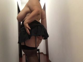 [Manyvids] SweetheartMiaBBW - pussy play and panty stuffing