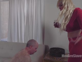 Men Are Slaves – Bella Bathory-  The Smell Of Her Pussy