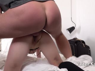 Alexa Flexy - Daddy Fucks Stepdaughter in the Ass she Adores his Cock in Her Ass (2019) [1080p 30FPS]