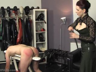 Lady Destiny - Rubber Mistress full video