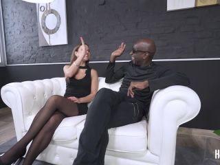 HerLimit presents Alyssa Reece in BBC Anal Plug –
