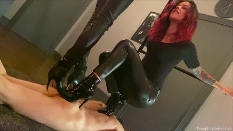 Introducing To You Mistress Adreena [FullHD 1080P]