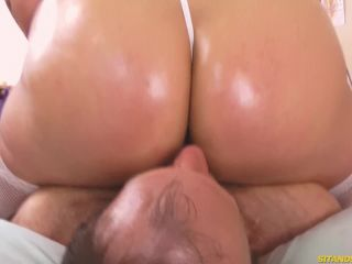 BBW British Nurse Smother