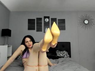Porn online Miss Victoria Reign - Foot Addict Forever - Footworship femdom