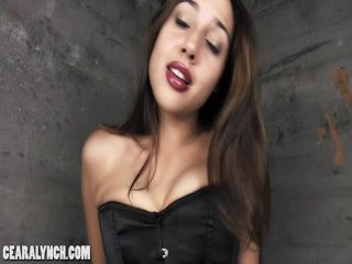 Online femdom video Ceara Lynch - Tits and Pits 6