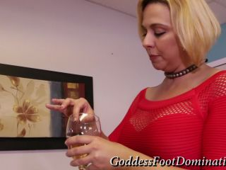 Goddess Foot Domination – Goddess Brianna – No Point in Fighting It